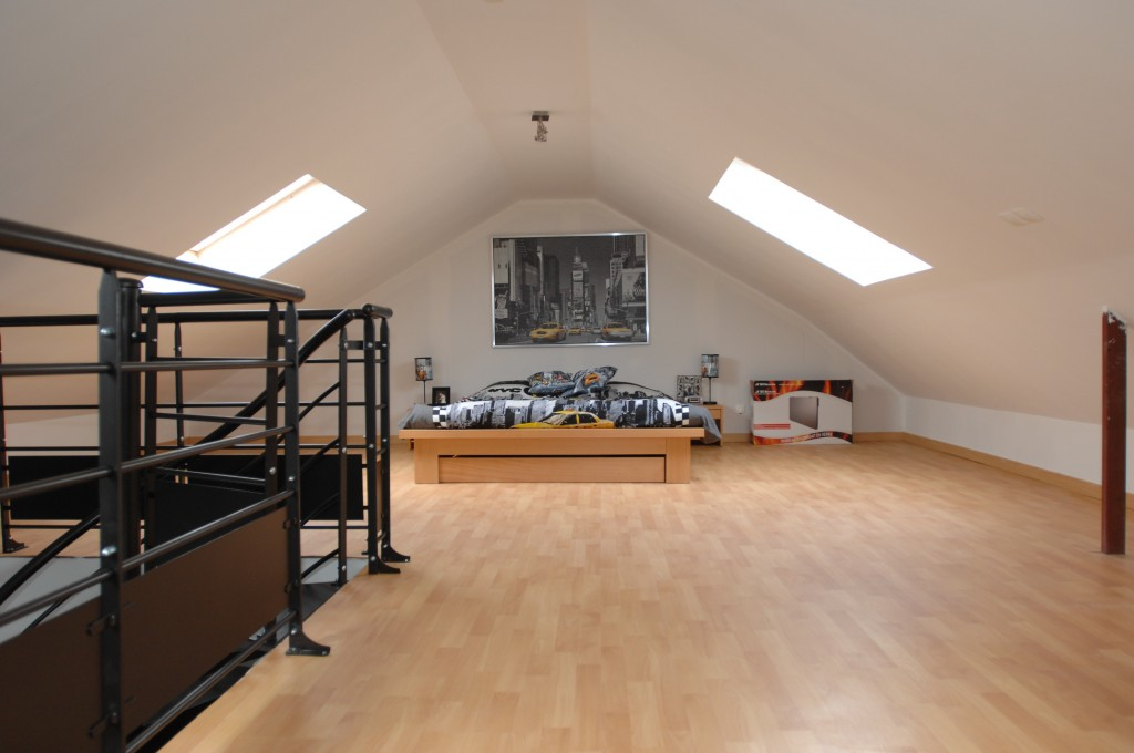 attic bedroom renovation ideas - bles lagarde à Asnieres sur Seine Cannes Metz