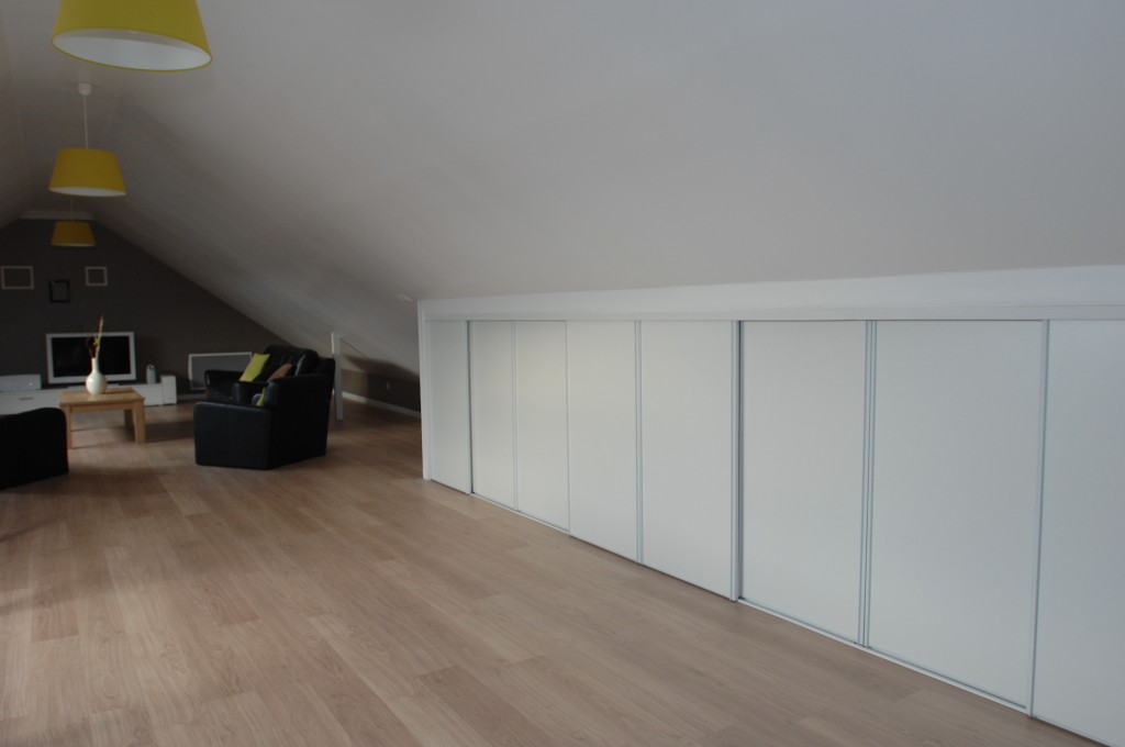 Amenager les combles en salle de jeux amiens cannes grenoble travaux renovation for Amenager comble